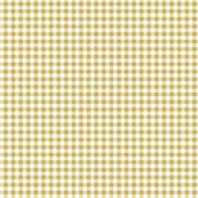 Wallpaper - In Bloom Yellow Check NO BORDER